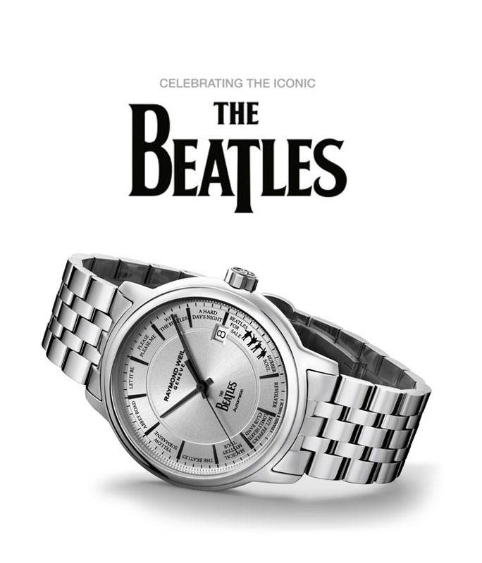 RAYMOND WEIL Maestro The Beatles Limited Edition